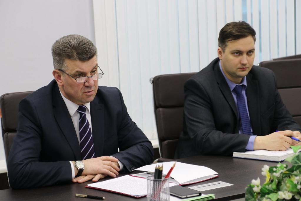 Встреча Минлесхоза с ФАО